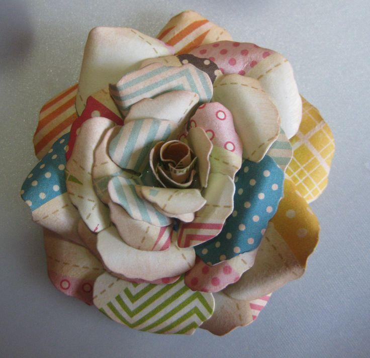 Paper Rose Creations Tutorial.