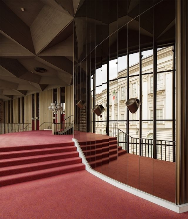 Amazing Teatro Regio In Italy Turin ItalyInterior Design BlogsArchitecture