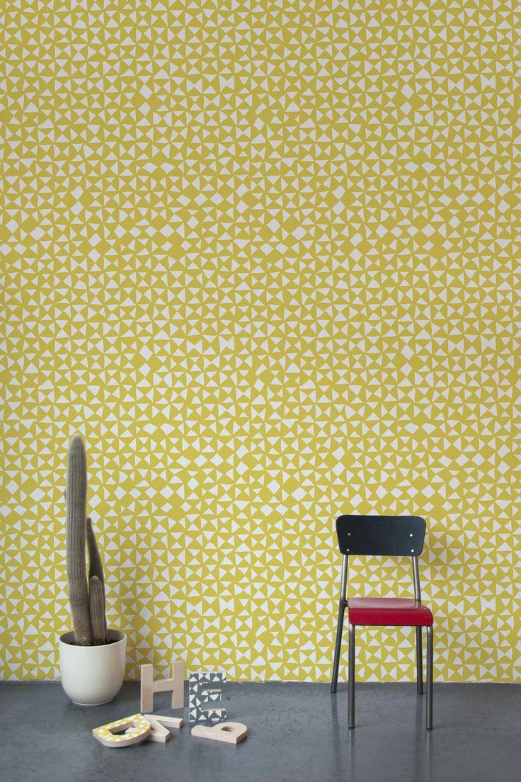 Best 25 Mustard Wallpaper Ideas On Pinterest Trendy Wallpaper