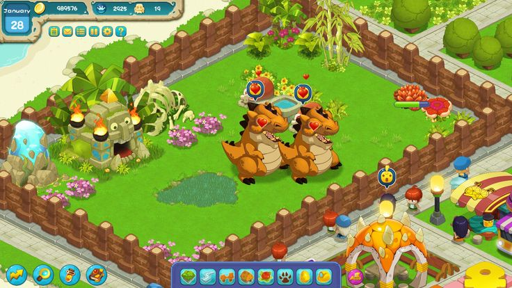 Monster Safari Lets You Build a Zoo Filled With Adorable Monsters, Coming Spring 2019