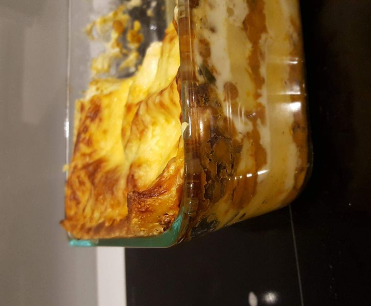 "Recipe ""They won't believe it's not meat"" Lasagna by bjajun - Recipe of category Main dishes - vegetarian"