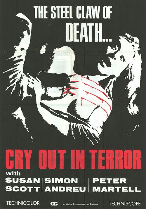 Cry Out in Terror (1972)
