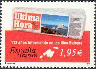 Ultima Hora desde hace 112 años. Islas Baleares - 2005
