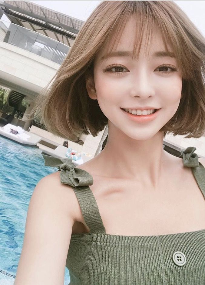 25+ Best Ulzzang Short Hair Ideas On Pinterest