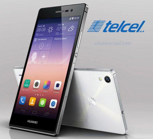 Novedad: Huawei Ascend P7 llega a México con Telcel Check more at http://gizchina.es/2014/11/12/huawei-ascend-p7-llega-mexico-con-telcel/