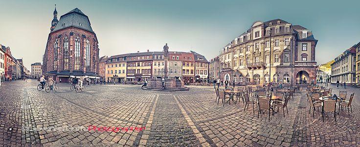 Heidelberg Plaza    https://www.facebook.com/GiovannaGriffo.Photographer