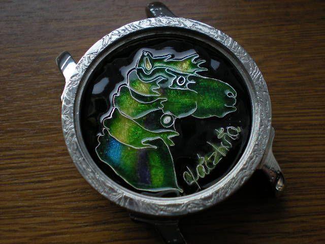 Enamel cloisonne. ( dial watch, icon, etc....) 60705b95055317c03d5828c9dbb65a43