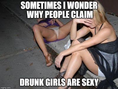 Memes by Svetlana: Drunk Girls