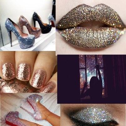 glitter inspirations