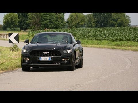 TEST DRIVE FORD MUSTANG 2.3 Turbo Ecoboost Fastback