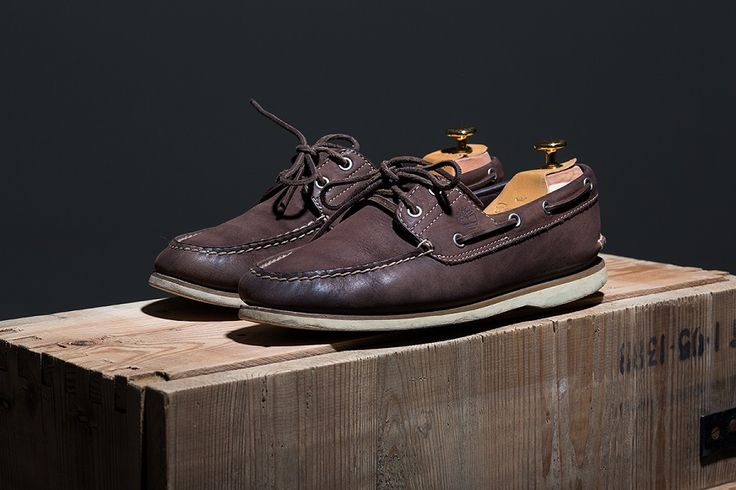Timberland buty w klasycznym stylu żeglarskim. #timberland #buty https://mrvintage.pl/2017/07/noszoneocenione-osmioletnie-buty-zeglarskie-timberland.html