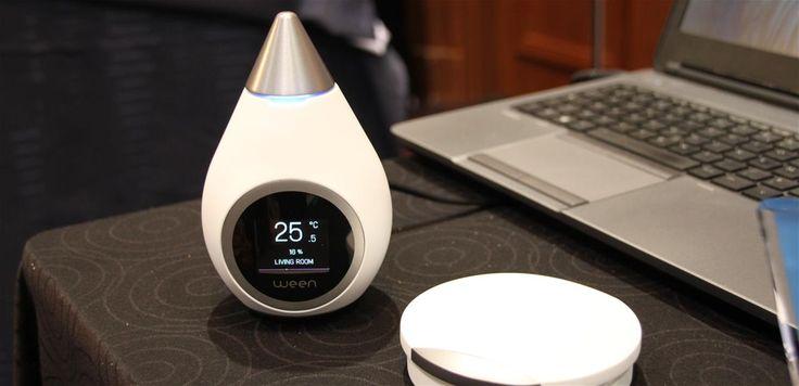 Le thermostat connecté « temps réel » Ween utilisela géolocalisation afin deréguler automatiquement le chauffage et ainsi tenter de vous faire réaliser des économies.Il arrivera d'ici moins de trois mois, mais il devra faire face à une importante concurrence sur ce segment.