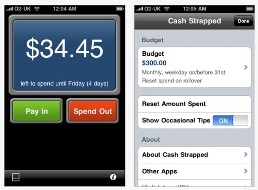 Apps for activities of daily living. Money management, task lists and more.