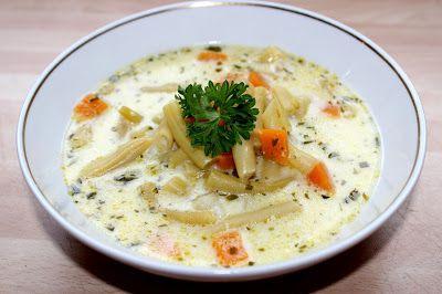 Alajuli: Tárkonyos zöldbab leves