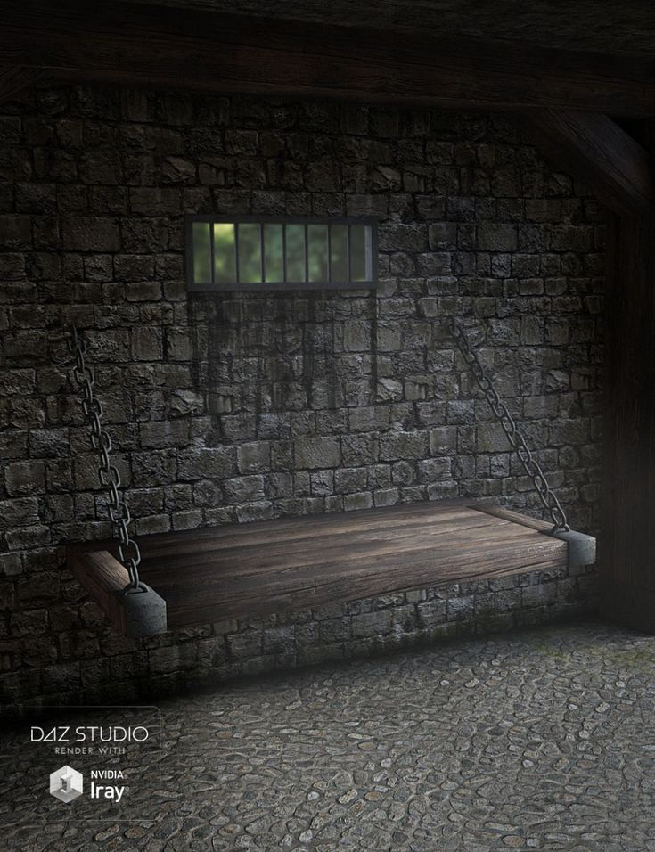 Medieval Prison Room Anime scenery, Prison, Episode