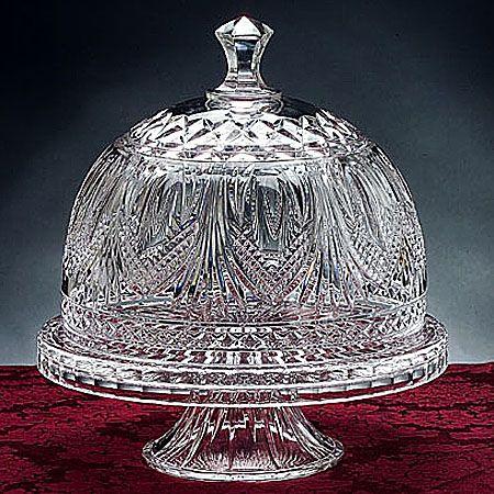 kensington cake plate by godinger silver