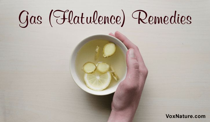 When suffering from gas (flatulence) attacks, it can be uncomfortable and, at times, embarrassing. However, there are some natural remedies that can help.