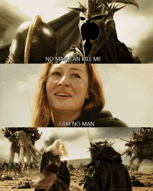 Lord of the Rings quotes | lord of the rings best freaking moment of the trilogy right here