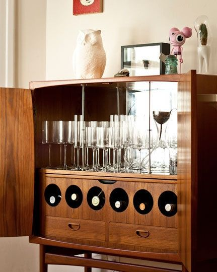 1000 Ideas About Modern Bar Cabinet On Pinterest House
