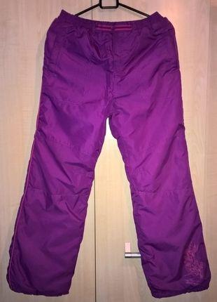 Kupuj mé předměty na #vinted http://www.vinted.cz/deti/holky-kalhoty/10193798-fialove-divci-oteplovacky