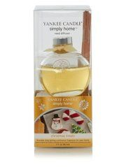 Yankee Candle Simply Home Reed Diffuser - Christmas Treats