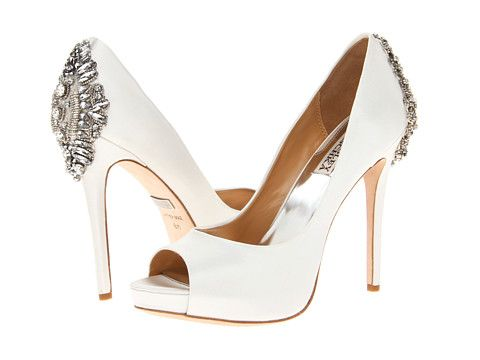 Great Dree II from Badgley Mischka Wedding Shoes