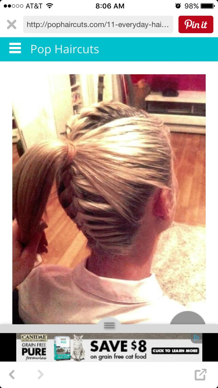 best hair styles images on pinterest hairstyles make up and braids