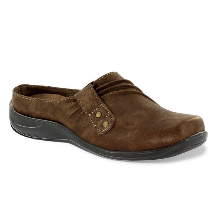 Easy Street Holly Women's Mules, Size: medium (8.5), Brown