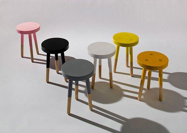 Captivating Milking Stool, Custom Designed Furniture Nice Design