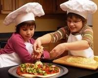 Tons of Kids cooking recipes