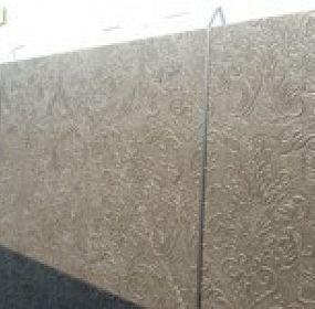 netradiční povrch mramoru