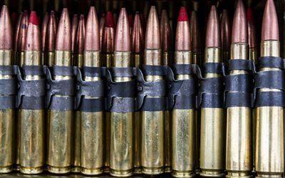 Scarica sfondi cartucce, pistola cinture, patroni, munizioni