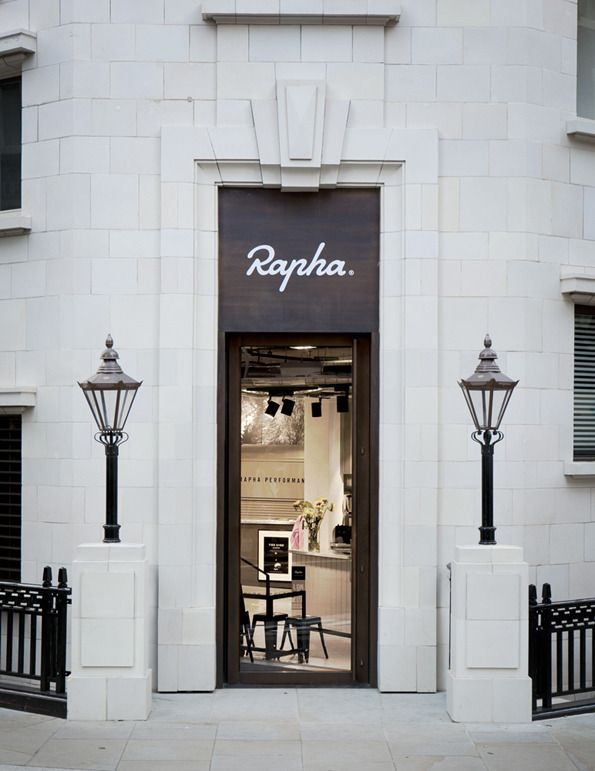 Rapha Cycle Club in London |  Soho