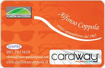 Ottica Alfonso Coppola - Attività Convenzionata Cardway