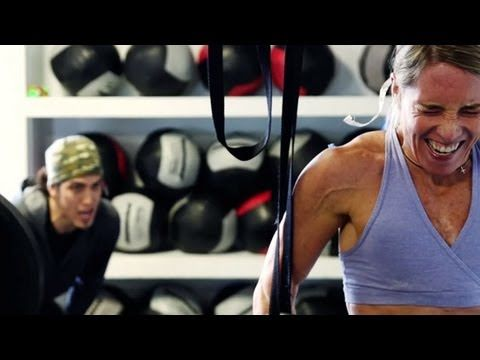 """We're the machines."" GREAT crossfit video!! Exactly what it is all about"