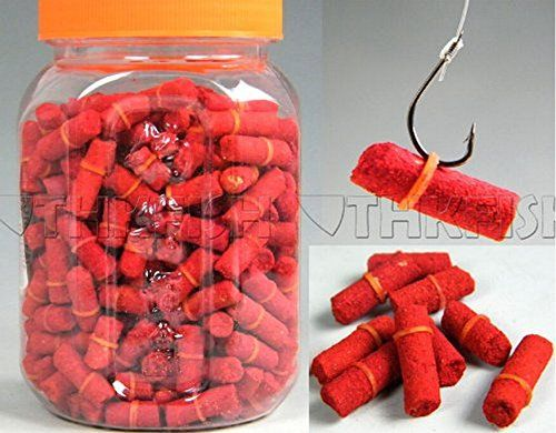300pcs in 1 Bottle Grass Carp Red Baits Fishing Lures Fishing Baits  http://fishingrodsreelsandgear.com/product/300pcs-in-1-bottle-grass-carp-red-baits-fishing-lures-fishing-baits/  1.Made by secret ingredient For Carp Fishing 2.Target Fish:Carp /Grass Carp 3.Easy to Use