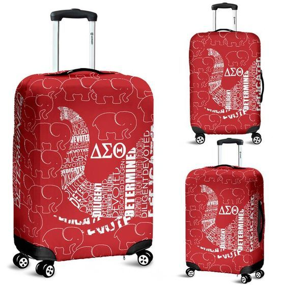 33cf407adb5 Add style and personality to your luggage while protecting it from  scratches