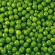 How to Roast and Salt Green Peas      3 pounds frozen peas, thawed     Bowl     Baking sheet  Preheat oven to 225 degrees F. Place the peas in a bowl. Pat them dry. Spray 2 sheets with cooking spray. Spread the peas out on baking sheets, spray with cooking oil spray, rolling the peas around to get them evenly coated. Sprinkle coarse salt over the peas, to taste.  Place both sheets in the oven, bake three hours, or until peas are dry. Shake the pans every 30 minutes for even cooking.