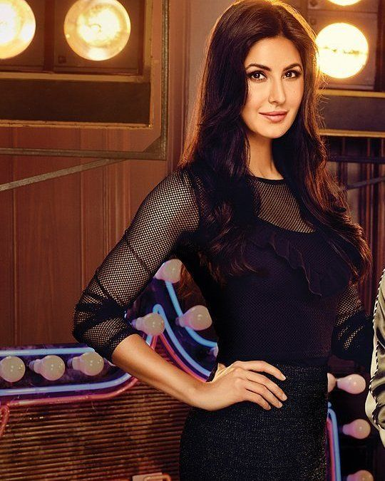 "735 Likes, 9 Comments - katrina kaif (@gorgeous_katrina) on Instagram: ""HQ still of @katrinakaif for @splashfashions!"""