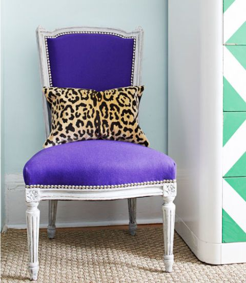 The Peak Of Tr 232 S Chic July 2016 Leopard Home Decor