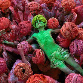 INDIA - Galería | La vuelta al mundo en 90 fotos de Steve McCurry