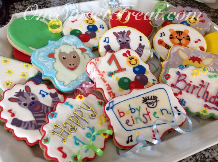 17 best images about 1st birthday party on pinterest for Baby einstein decoration