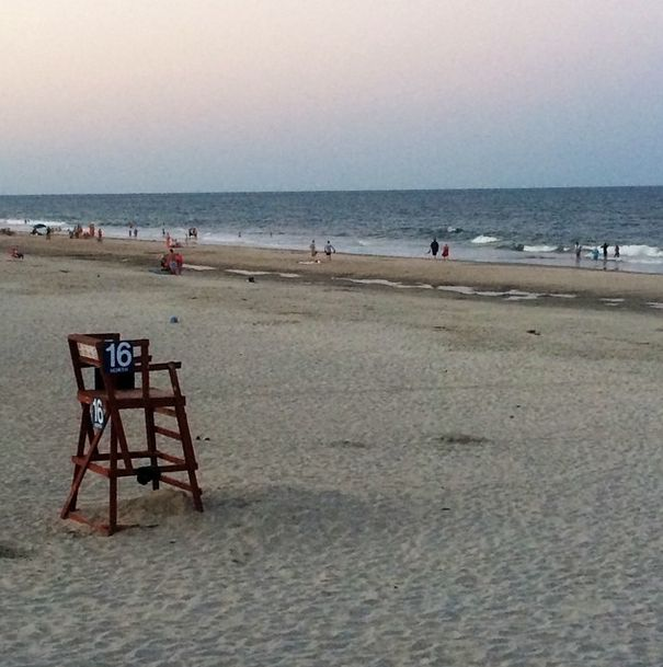 Tybee Island Beach: Evening Stroll On The Beach At #TybeeIsland.