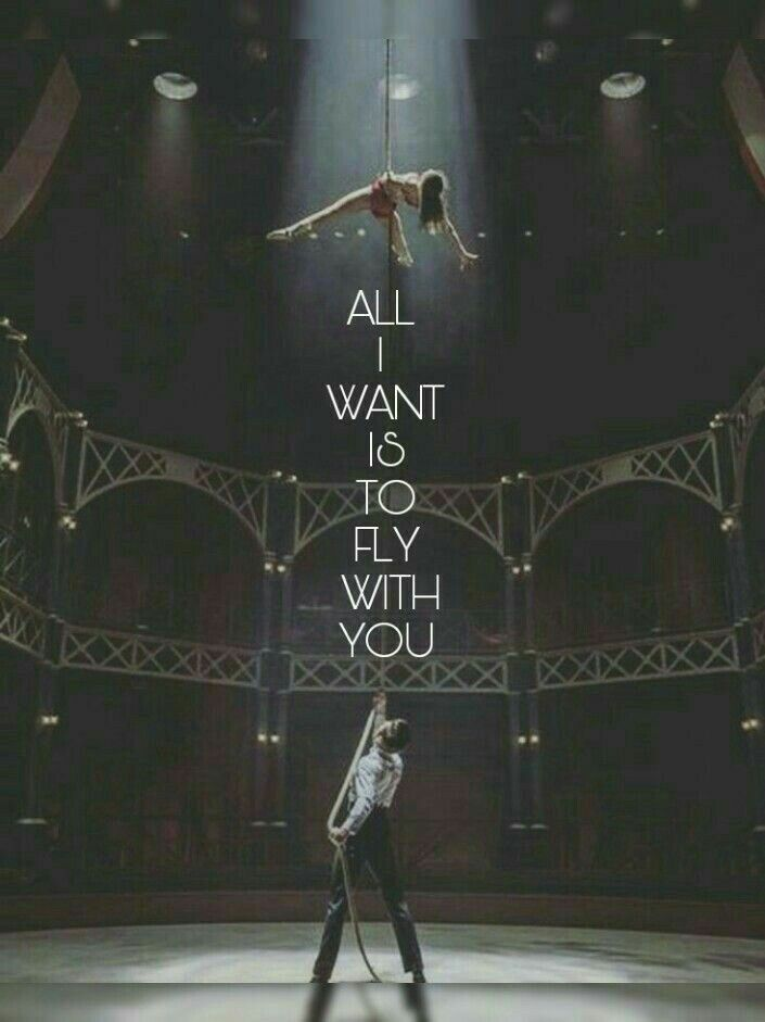 All I Want Is To Fall With You So Just Give Me All Of You The Greatest Showman Greatful Musical Movies