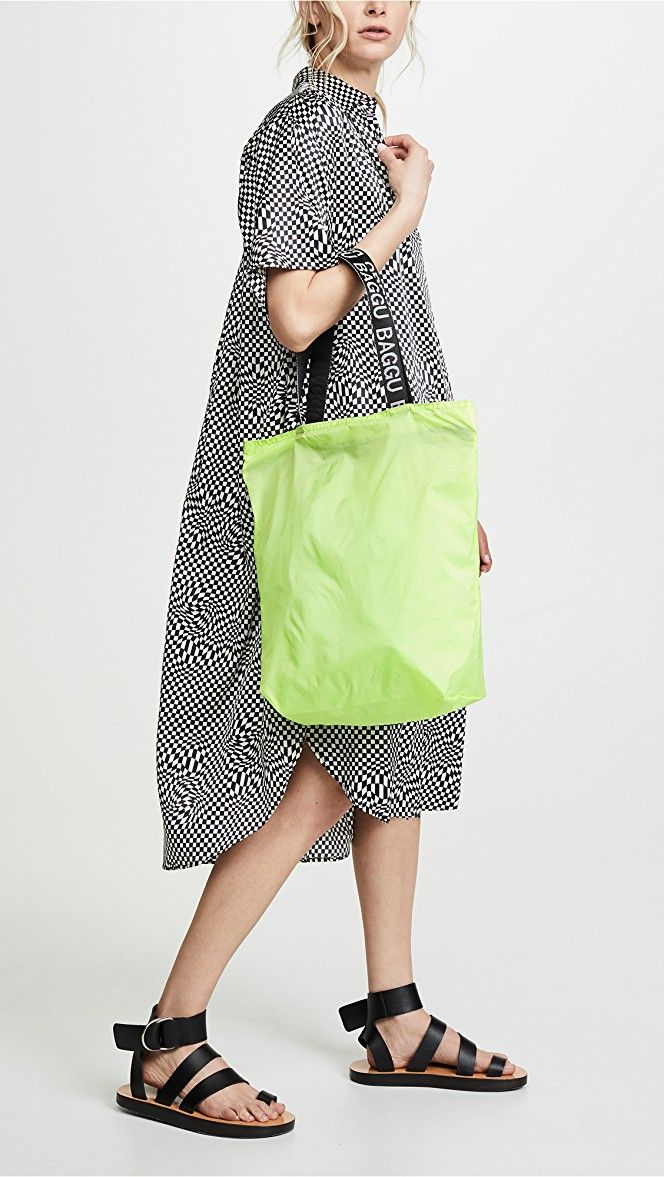 dded6d64ea2e Ripstop Tote in 2019   my style   Shopper tote, Plastic shopping bags