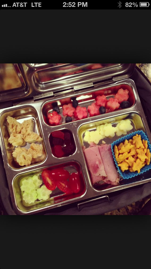 Planet Box Lunch Boxes- love this!