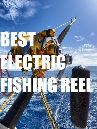The best electric fishing reel