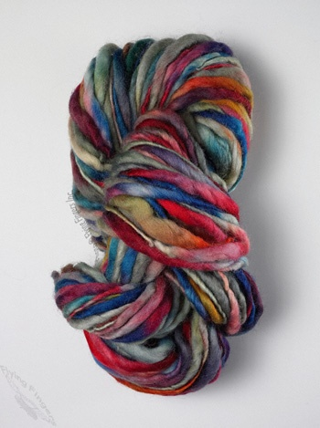 Colinette Point 5 yarn is the most wonderful yarn in the world!  I order it from Flying Fingers yarn shop in NY when I need some.  Some day I'm gonna visit that place :)