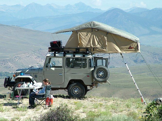 Land Cruiser Off Road 4x4 Travel Overland And Camping