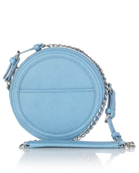 Add a little flair to your spring outfits with a chic circle crossbody! This Snob Essentials (@bagsnob) bag will take your look to a more modern & eye-catching level.